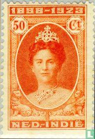 Jubilee Wilhelmina (perforation 11½:11)