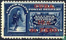 USA Express-Stempel mit Aufdruck
