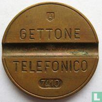 Gettone Telefonico 7410 (ESM)