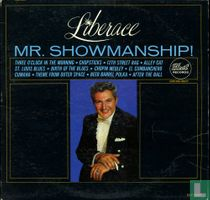 Mr. showmanship!