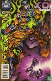 X-O Manowar 50-X