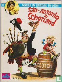 San-Antonio in Schotland