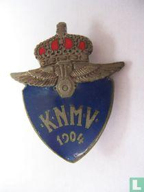 KNMV Broche