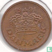 Denemarken 25 øre 1991