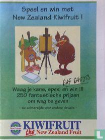 Speel en win met New Zealand Kiwifruit !