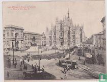 Piazza del Duomo e Mon. a Vitt. Em.