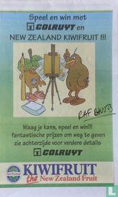 Speel en win met Colruyt en New Zealand Kiwifruit !