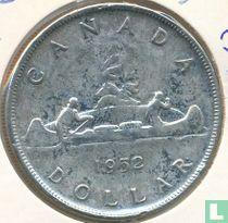 Canada 1 dollar 1952
