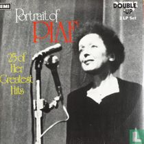 Portrait of Piaf 25 of her greatest hits