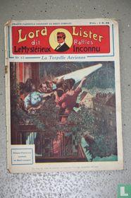 Le mystérieux inconnu (Lord Lister) 43