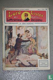Le mystérieux inconnu (Lord Lister) 50