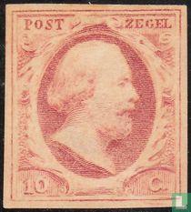 Émission du roi Guillaume III-1er