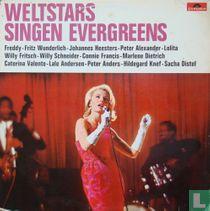 Weltstars Singen Evergreens