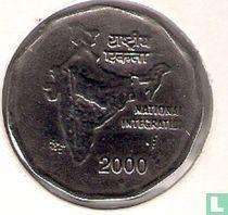 """Inde 2 rupees 2000 (Noida) """"National Integration"""""""