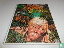 Frank Cappa au Brésil