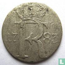 Pruisen 1/24 thaler 1783