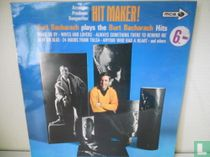 Hit Maker, Burt Bacharach Plays The Burt Bacharach Hits
