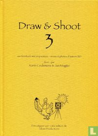 Draw & Shoot - Een fotoboek met stripauteurs