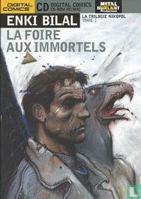 _VERKEERDE CATEGORIE - La Foire aux Immortels