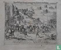 Bruxelle ante alias Brabantum nobilis Urbes