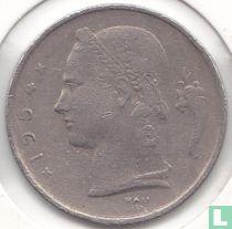 België 1 franc 1954 (FRA)