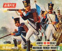 Waterloo French Infantry