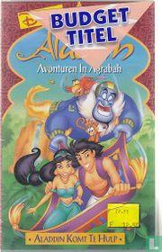 Avonturen in Agrabah - Aladdin komt te hulp