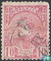 Koning Milan IV