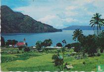 Toba Lake shore Haranggaol