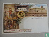 Souvenir des Catacombes de St. Calliste