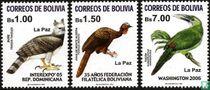 Vogels uit La Paz