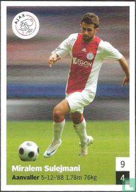 Ajax - Miralem Sulejmani