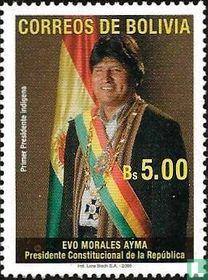 Inauguratie Morales