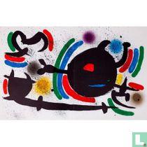 "Joan Miro: ""Litografia original Volume X"""