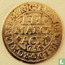 Aachen 3 marck 1754