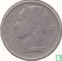 België 5 francs 1949 (NLD)