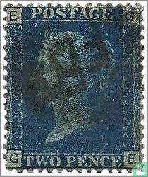 Koningin Victoria 14 Vier letters