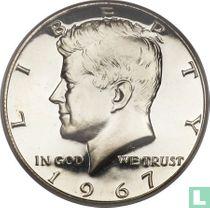 Vereinigte Staaten ½ Dollar 1967