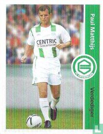 FC Groningen: Paul Matthijs