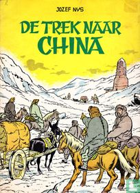 De trek naar China