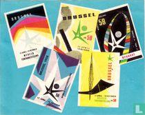 Wereldtentoonstelling 1958 Brussel