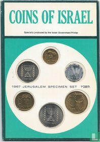 Israël jaarset 1967 (JE5727)