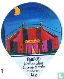 Zirkus,Clown und Marionetten