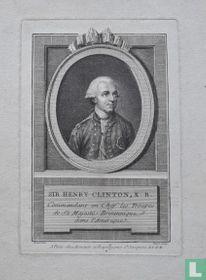 Sir Henry Clinton, K.B. Commandant en Chef les Troupes de la Majeste Britannique dans l'Amerique.