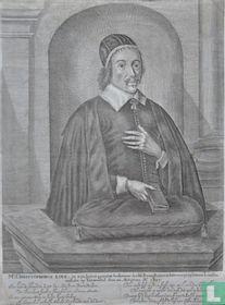 Mr. Christophorus Love, jn zijn leuen getrouw bedienaar des H. Evangeliums in Laurence jurij, binnen Londen, onthalst op Touwerhil den 22. Augusti Ao 1651.