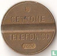 Gettone Telefonico 7606 (ESM)