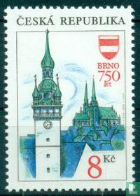 750 Jahre Stadt Brünn