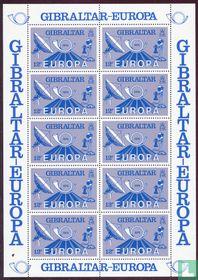 Europa – Postgeschiedenis