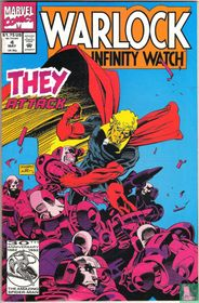 Warlock and the Infinity Watch 4