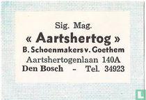 Sigarenmagazijn Aartshertog - B.Schoenmakers v. Goethem